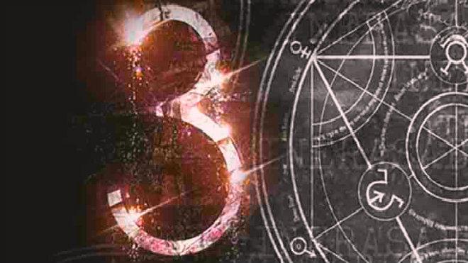 significado del numero 3 en el amor